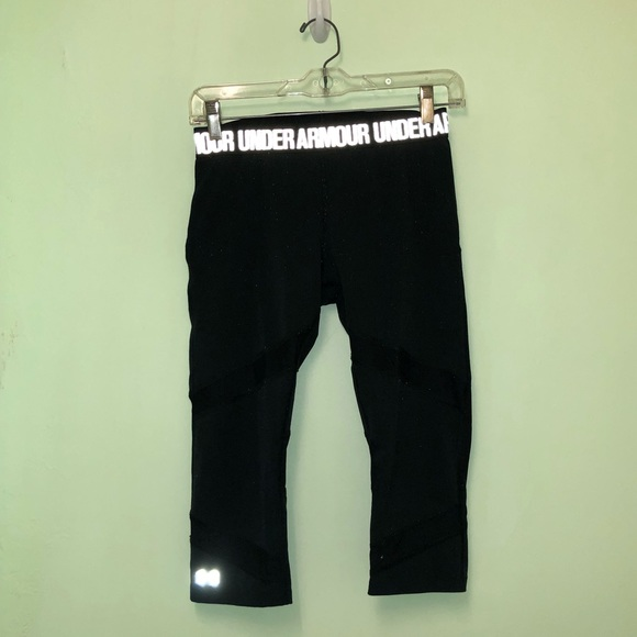 8b51d65219b4c Under Armour Pants | Ua Cropped Capri Coolswitch Legging | Poshmark
